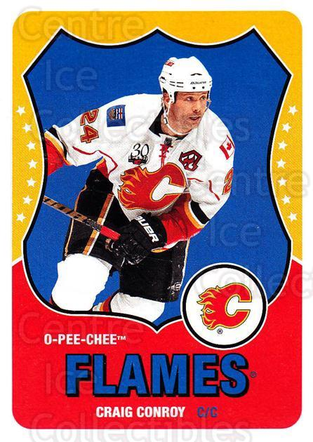 2010-11 O-Pee-Chee Retro #285 Craig Conroy<br/>2 In Stock - $2.00 each - <a href=https://centericecollectibles.foxycart.com/cart?name=2010-11%20O-Pee-Chee%20Retro%20%23285%20Craig%20Conroy...&quantity_max=2&price=$2.00&code=658014 class=foxycart> Buy it now! </a>