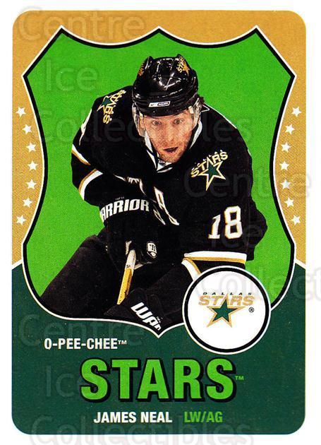 2010-11 O-Pee-Chee Retro #290 James Neal<br/>3 In Stock - $2.00 each - <a href=https://centericecollectibles.foxycart.com/cart?name=2010-11%20O-Pee-Chee%20Retro%20%23290%20James%20Neal...&quantity_max=3&price=$2.00&code=658019 class=foxycart> Buy it now! </a>