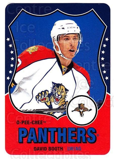 2010-11 O-Pee-Chee Retro #296 David Booth<br/>3 In Stock - $2.00 each - <a href=https://centericecollectibles.foxycart.com/cart?name=2010-11%20O-Pee-Chee%20Retro%20%23296%20David%20Booth...&quantity_max=3&price=$2.00&code=658025 class=foxycart> Buy it now! </a>