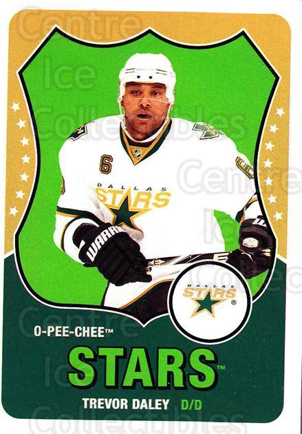 2010-11 O-Pee-Chee Retro #311 Trevor Daley<br/>3 In Stock - $2.00 each - <a href=https://centericecollectibles.foxycart.com/cart?name=2010-11%20O-Pee-Chee%20Retro%20%23311%20Trevor%20Daley...&quantity_max=3&price=$2.00&code=658040 class=foxycart> Buy it now! </a>