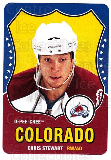 2010-11 O-Pee-Chee Retro #341 Chris Stewart<br/>1 In Stock - $2.00 each - <a href=https://centericecollectibles.foxycart.com/cart?name=2010-11%20O-Pee-Chee%20Retro%20%23341%20Chris%20Stewart...&quantity_max=1&price=$2.00&code=658070 class=foxycart> Buy it now! </a>