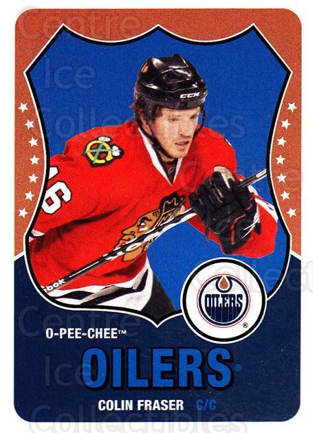 2010-11 O-Pee-Chee Retro #349 Colin Fraser<br/>2 In Stock - $2.00 each - <a href=https://centericecollectibles.foxycart.com/cart?name=2010-11%20O-Pee-Chee%20Retro%20%23349%20Colin%20Fraser...&price=$2.00&code=658078 class=foxycart> Buy it now! </a>