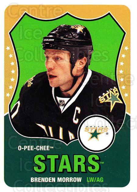 2010-11 O-Pee-Chee Retro #350 Brenden Morrow<br/>3 In Stock - $2.00 each - <a href=https://centericecollectibles.foxycart.com/cart?name=2010-11%20O-Pee-Chee%20Retro%20%23350%20Brenden%20Morrow...&quantity_max=3&price=$2.00&code=658079 class=foxycart> Buy it now! </a>