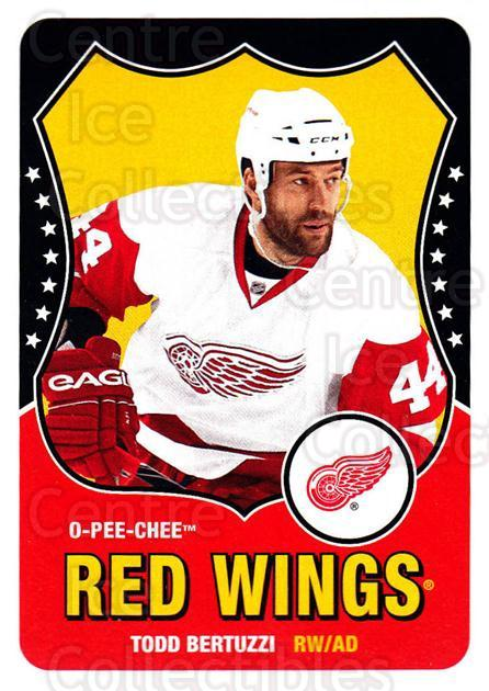 2010-11 O-Pee-Chee Retro #366 Todd Bertuzzi<br/>1 In Stock - $2.00 each - <a href=https://centericecollectibles.foxycart.com/cart?name=2010-11%20O-Pee-Chee%20Retro%20%23366%20Todd%20Bertuzzi...&quantity_max=1&price=$2.00&code=658095 class=foxycart> Buy it now! </a>