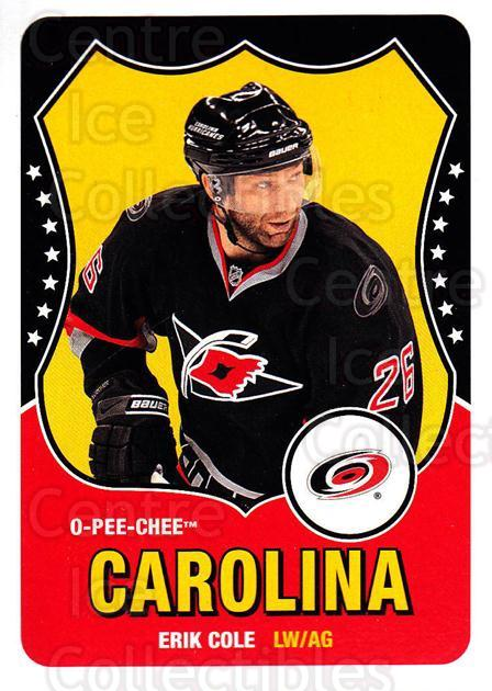 2010-11 O-Pee-Chee Retro #370 Erik Cole<br/>3 In Stock - $2.00 each - <a href=https://centericecollectibles.foxycart.com/cart?name=2010-11%20O-Pee-Chee%20Retro%20%23370%20Erik%20Cole...&quantity_max=3&price=$2.00&code=658099 class=foxycart> Buy it now! </a>