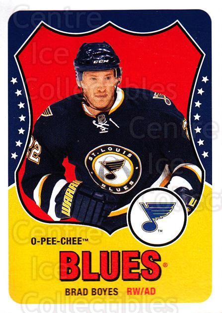 2010-11 O-Pee-Chee Retro #379 Brad Boyes<br/>3 In Stock - $2.00 each - <a href=https://centericecollectibles.foxycart.com/cart?name=2010-11%20O-Pee-Chee%20Retro%20%23379%20Brad%20Boyes...&quantity_max=3&price=$2.00&code=658108 class=foxycart> Buy it now! </a>