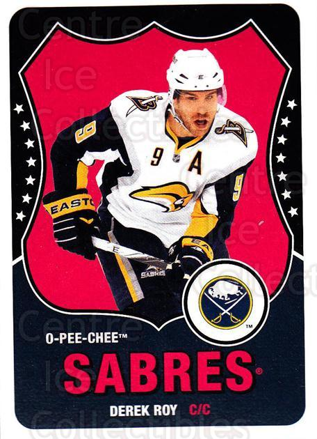 2010-11 O-Pee-Chee Retro #413 Derek Roy<br/>3 In Stock - $2.00 each - <a href=https://centericecollectibles.foxycart.com/cart?name=2010-11%20O-Pee-Chee%20Retro%20%23413%20Derek%20Roy...&quantity_max=3&price=$2.00&code=658142 class=foxycart> Buy it now! </a>