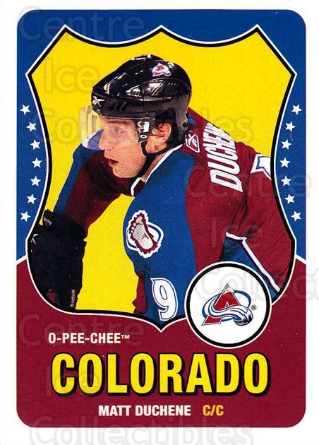 2010-11 O-Pee-Chee Retro #428 Matt Duchene<br/>3 In Stock - $3.00 each - <a href=https://centericecollectibles.foxycart.com/cart?name=2010-11%20O-Pee-Chee%20Retro%20%23428%20Matt%20Duchene...&quantity_max=3&price=$3.00&code=658157 class=foxycart> Buy it now! </a>