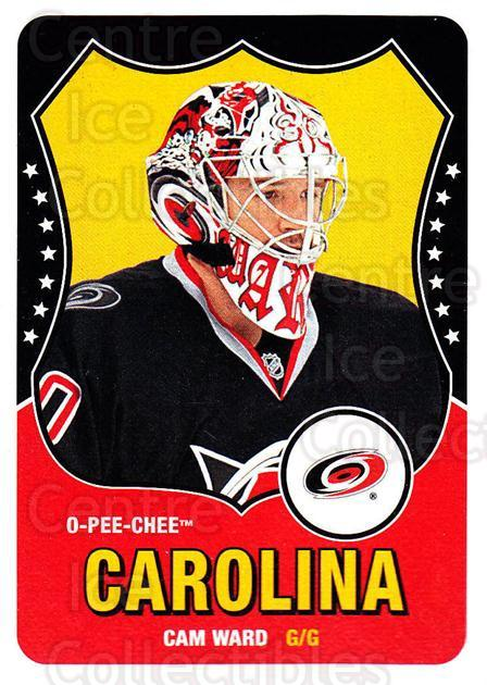 2010-11 O-Pee-Chee Retro #446 Cam Ward<br/>1 In Stock - $2.00 each - <a href=https://centericecollectibles.foxycart.com/cart?name=2010-11%20O-Pee-Chee%20Retro%20%23446%20Cam%20Ward...&price=$2.00&code=658175 class=foxycart> Buy it now! </a>