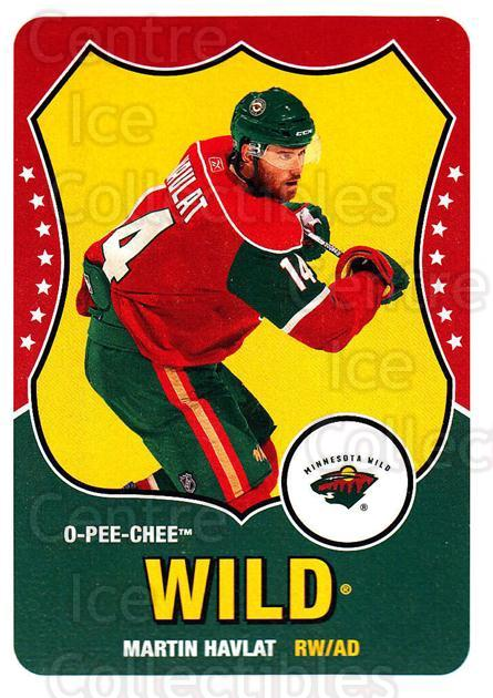 2010-11 O-Pee-Chee Retro #476 Martin Havlat<br/>3 In Stock - $2.00 each - <a href=https://centericecollectibles.foxycart.com/cart?name=2010-11%20O-Pee-Chee%20Retro%20%23476%20Martin%20Havlat...&quantity_max=3&price=$2.00&code=658205 class=foxycart> Buy it now! </a>