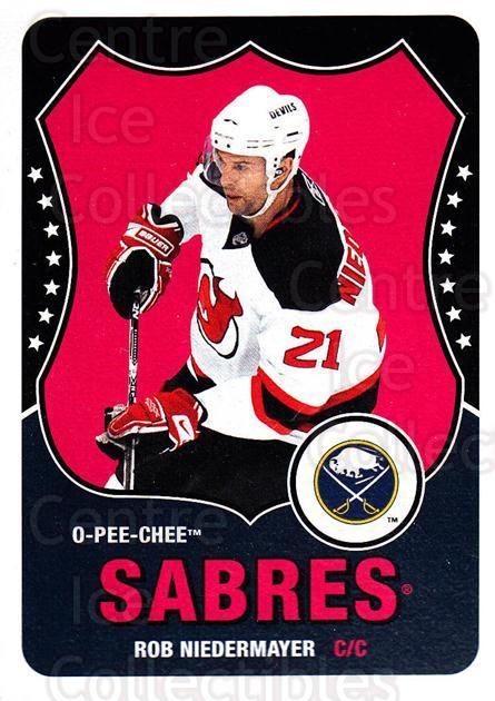 2010-11 O-Pee-Chee Retro #487 Rob Niedermayer<br/>3 In Stock - $2.00 each - <a href=https://centericecollectibles.foxycart.com/cart?name=2010-11%20O-Pee-Chee%20Retro%20%23487%20Rob%20Niedermayer...&quantity_max=3&price=$2.00&code=658216 class=foxycart> Buy it now! </a>