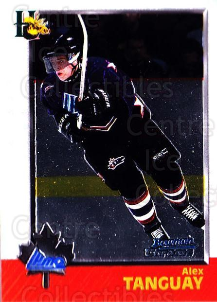 1998 Bowman CHL Chrome #108 Alex Tanguay<br/>11 In Stock - $1.00 each - <a href=https://centericecollectibles.foxycart.com/cart?name=1998%20Bowman%20CHL%20Chrome%20%23108%20Alex%20Tanguay...&quantity_max=11&price=$1.00&code=65823 class=foxycart> Buy it now! </a>