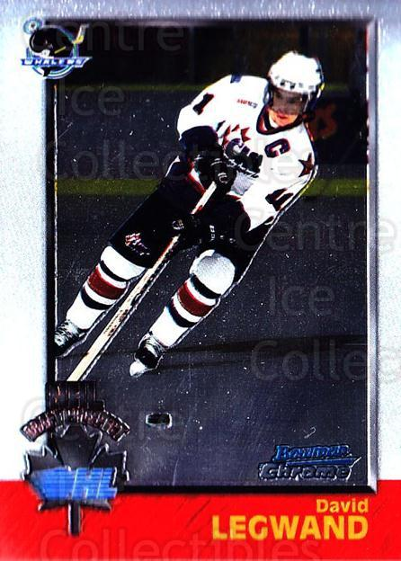 1998 Bowman CHL Chrome #147 David Legwand<br/>11 In Stock - $1.00 each - <a href=https://centericecollectibles.foxycart.com/cart?name=1998%20Bowman%20CHL%20Chrome%20%23147%20David%20Legwand...&quantity_max=11&price=$1.00&code=65863 class=foxycart> Buy it now! </a>
