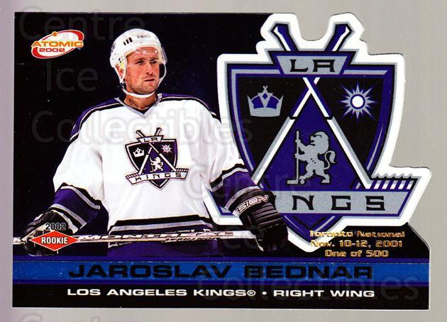 2001 Atomic Toronto Expo #111 Jaroslav Bednar<br/>1 In Stock - $5.00 each - <a href=https://centericecollectibles.foxycart.com/cart?name=2001%20Atomic%20Toronto%20Expo%20%23111%20Jaroslav%20Bednar...&quantity_max=1&price=$5.00&code=658668 class=foxycart> Buy it now! </a>