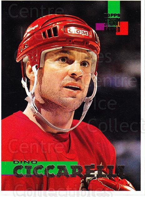 1994-95 Stadium Club Proof #191 Dino Ciccarelli<br/>1 In Stock - $10.00 each - <a href=https://centericecollectibles.foxycart.com/cart?name=1994-95%20Stadium%20Club%20Proof%20%23191%20Dino%20Ciccarelli...&quantity_max=1&price=$10.00&code=658881 class=foxycart> Buy it now! </a>