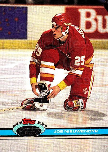 1991-92 Stadium Club Proof #60 Joe Nieuwendyk<br/>1 In Stock - $10.00 each - <a href=https://centericecollectibles.foxycart.com/cart?name=1991-92%20Stadium%20Club%20Proof%20%2360%20Joe%20Nieuwendyk...&quantity_max=1&price=$10.00&code=659046 class=foxycart> Buy it now! </a>