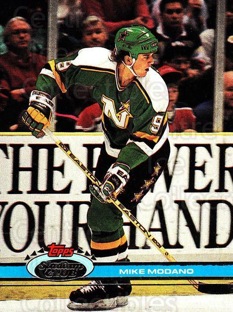 1991-92 Stadium Club Proof #187 Mike Modano<br/>1 In Stock - $15.00 each - <a href=https://centericecollectibles.foxycart.com/cart?name=1991-92%20Stadium%20Club%20Proof%20%23187%20Mike%20Modano...&quantity_max=1&price=$15.00&code=659173 class=foxycart> Buy it now! </a>