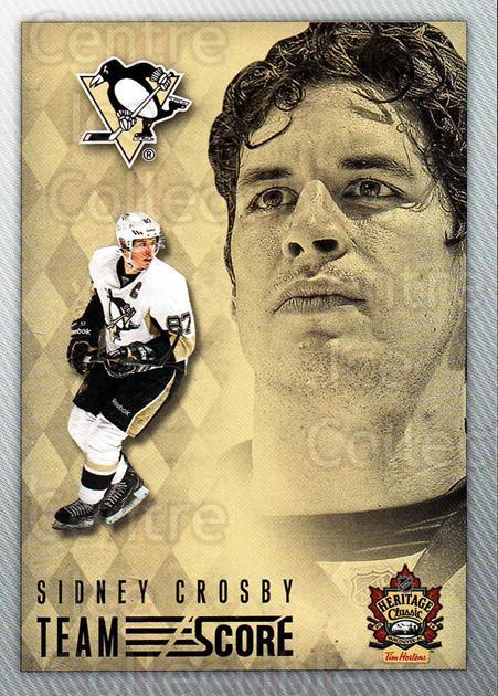2013-14 Heritage Classic Score #TS01 Sidney Crosby<br/>2 In Stock - $3.00 each - <a href=https://centericecollectibles.foxycart.com/cart?name=2013-14%20Heritage%20Classic%20Score%20%23TS01%20Sidney%20Crosby...&price=$3.00&code=659458 class=foxycart> Buy it now! </a>