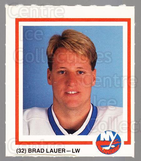 1989-90 New York Islanders Team Issue #13 Brad Lauer<br/>1 In Stock - $3.00 each - <a href=https://centericecollectibles.foxycart.com/cart?name=1989-90%20New%20York%20Islanders%20Team%20Issue%20%2313%20Brad%20Lauer...&quantity_max=1&price=$3.00&code=659640 class=foxycart> Buy it now! </a>