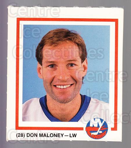 1989-90 New York Islanders Team Issue #14 Don Maloney<br/>1 In Stock - $3.00 each - <a href=https://centericecollectibles.foxycart.com/cart?name=1989-90%20New%20York%20Islanders%20Team%20Issue%20%2314%20Don%20Maloney...&quantity_max=1&price=$3.00&code=659641 class=foxycart> Buy it now! </a>