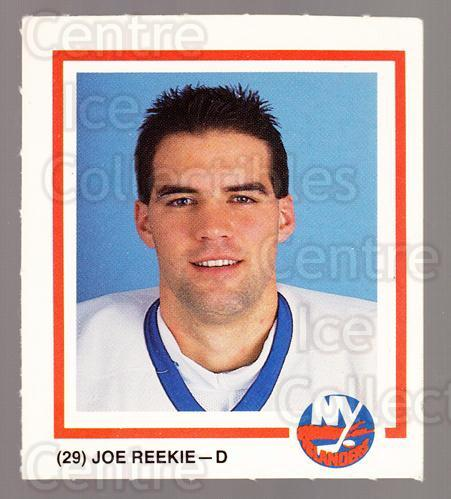 1989-90 New York Islanders Team Issue #18 Joe Reekie<br/>1 In Stock - $3.00 each - <a href=https://centericecollectibles.foxycart.com/cart?name=1989-90%20New%20York%20Islanders%20Team%20Issue%20%2318%20Joe%20Reekie...&quantity_max=1&price=$3.00&code=659645 class=foxycart> Buy it now! </a>