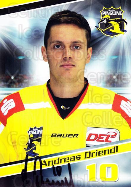 2015-16 German Krefeld Penguins Postcards #3 Andreas Driendl<br/>2 In Stock - $3.00 each - <a href=https://centericecollectibles.foxycart.com/cart?name=2015-16%20German%20Krefeld%20Penguins%20Postcards%20%233%20Andreas%20Driendl...&quantity_max=2&price=$3.00&code=659729 class=foxycart> Buy it now! </a>