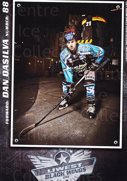 2015-16 EBEL EHC Liwest Black Wings Linz Postcards #2 Dan Dasilva<br/>2 In Stock - $3.00 each - <a href=https://centericecollectibles.foxycart.com/cart?name=2015-16%20EBEL%20EHC%20Liwest%20Black%20Wings%20Linz%20Postcards%20%232%20Dan%20Dasilva...&quantity_max=2&price=$3.00&code=659786 class=foxycart> Buy it now! </a>