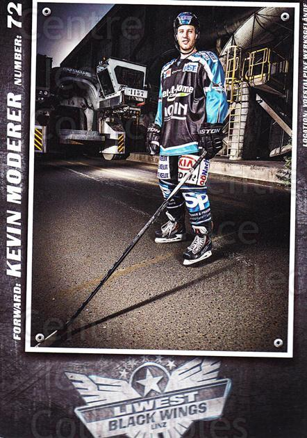 2015-16 EBEL EHC Liwest Black Wings Linz Postcards #22 Kevin Moderer<br/>2 In Stock - $3.00 each - <a href=https://centericecollectibles.foxycart.com/cart?name=2015-16%20EBEL%20EHC%20Liwest%20Black%20Wings%20Linz%20Postcards%20%2322%20Kevin%20Moderer...&quantity_max=2&price=$3.00&code=659806 class=foxycart> Buy it now! </a>