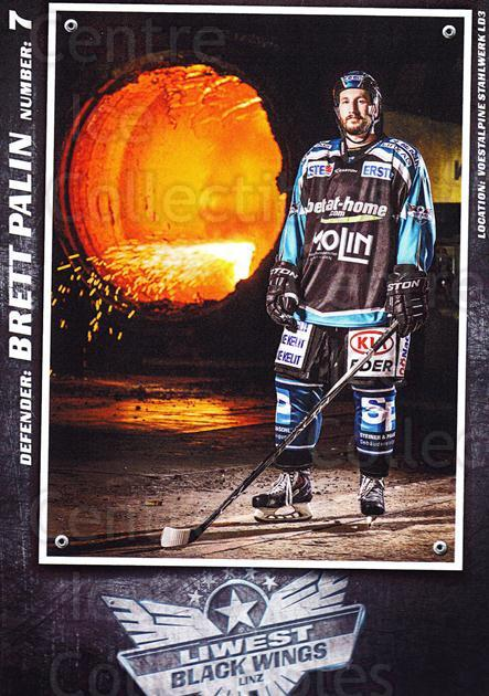 2015-16 EBEL EHC Liwest Black Wings Linz Postcards #25 Brett Palin<br/>2 In Stock - $3.00 each - <a href=https://centericecollectibles.foxycart.com/cart?name=2015-16%20EBEL%20EHC%20Liwest%20Black%20Wings%20Linz%20Postcards%20%2325%20Brett%20Palin...&quantity_max=2&price=$3.00&code=659809 class=foxycart> Buy it now! </a>