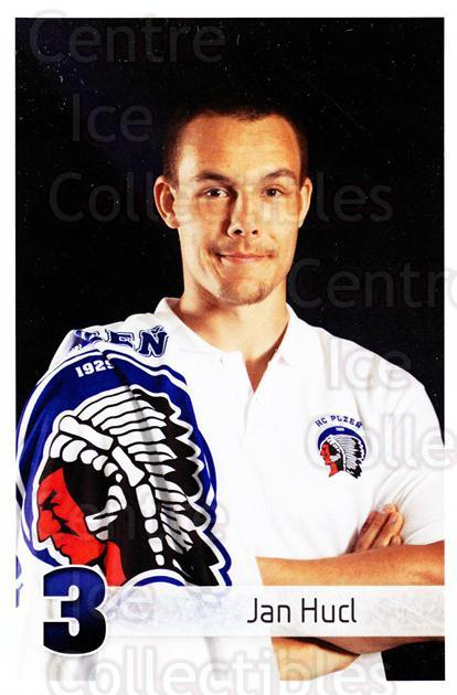 2011-12 Czech HC Plzen Postcards #2 Jan Hucl<br/>2 In Stock - $3.00 each - <a href=https://centericecollectibles.foxycart.com/cart?name=2011-12%20Czech%20HC%20Plzen%20Postcards%20%232%20Jan%20Hucl...&quantity_max=2&price=$3.00&code=659840 class=foxycart> Buy it now! </a>