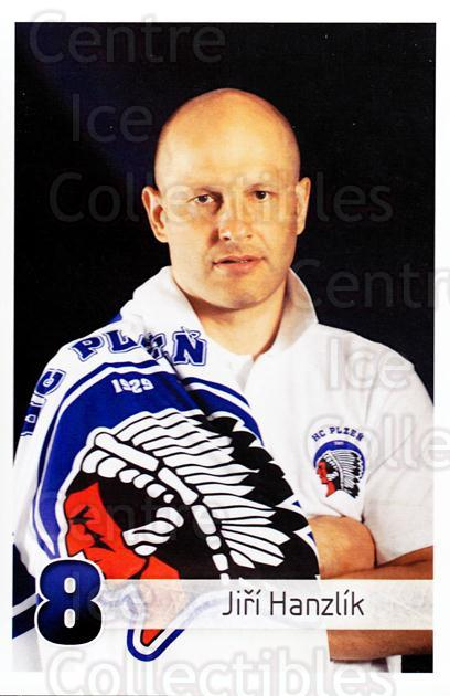 2011-12 Czech HC Plzen Postcards #3 Jiri Hanzlik<br/>1 In Stock - $3.00 each - <a href=https://centericecollectibles.foxycart.com/cart?name=2011-12%20Czech%20HC%20Plzen%20Postcards%20%233%20Jiri%20Hanzlik...&quantity_max=1&price=$3.00&code=659841 class=foxycart> Buy it now! </a>