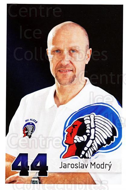 2011-12 Czech HC Plzen Postcards #16 Jaroslav Modry<br/>2 In Stock - $3.00 each - <a href=https://centericecollectibles.foxycart.com/cart?name=2011-12%20Czech%20HC%20Plzen%20Postcards%20%2316%20Jaroslav%20Modry...&quantity_max=2&price=$3.00&code=659854 class=foxycart> Buy it now! </a>