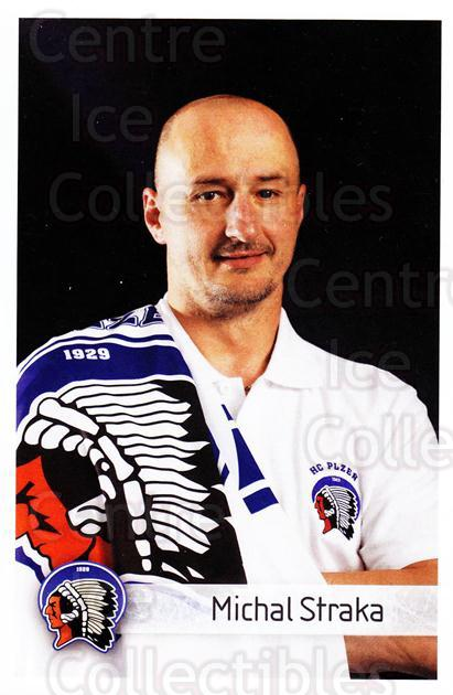 2011-12 Czech HC Plzen Postcards #27 Michal Straka<br/>2 In Stock - $3.00 each - <a href=https://centericecollectibles.foxycart.com/cart?name=2011-12%20Czech%20HC%20Plzen%20Postcards%20%2327%20Michal%20Straka...&quantity_max=2&price=$3.00&code=659865 class=foxycart> Buy it now! </a>