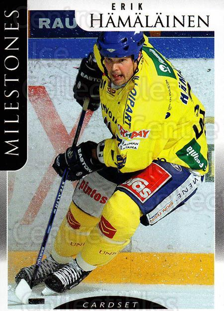 2009-10 Finnish Cardset Milestones #2 Erik Hamalainen<br/>3 In Stock - $3.00 each - <a href=https://centericecollectibles.foxycart.com/cart?name=2009-10%20Finnish%20Cardset%20Milestones%20%232%20Erik%20Hamalainen...&quantity_max=3&price=$3.00&code=659975 class=foxycart> Buy it now! </a>