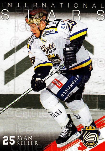 2009-10 Finnish Cardset International Stars Series One #4 Ryan Keller<br/>2 In Stock - $3.00 each - <a href=https://centericecollectibles.foxycart.com/cart?name=2009-10%20Finnish%20Cardset%20International%20Stars%20Series%20One%20%234%20Ryan%20Keller...&quantity_max=2&price=$3.00&code=660004 class=foxycart> Buy it now! </a>