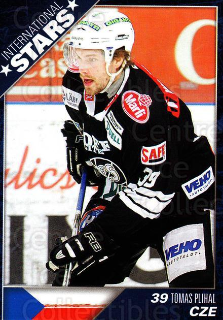 2010-11 Finnish Cardset International Stars Series One #5 Tomas Plihal<br/>2 In Stock - $3.00 each - <a href=https://centericecollectibles.foxycart.com/cart?name=2010-11%20Finnish%20Cardset%20International%20Stars%20Series%20One%20%235%20Tomas%20Plihal...&quantity_max=2&price=$3.00&code=660078 class=foxycart> Buy it now! </a>