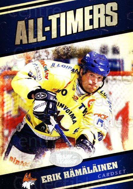 2011-12 Finnish Cardset All-Timers #3 Erik Hamalainen<br/>1 In Stock - $3.00 each - <a href=https://centericecollectibles.foxycart.com/cart?name=2011-12%20Finnish%20Cardset%20All-Timers%20%233%20Erik%20Hamalainen...&quantity_max=1&price=$3.00&code=660212 class=foxycart> Buy it now! </a>