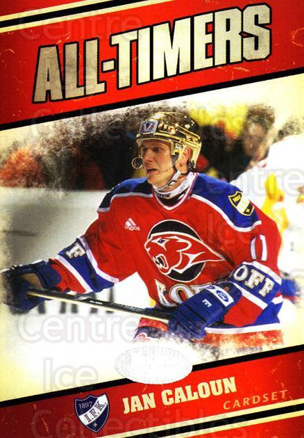2011-12 Finnish Cardset All-Timers #8 Jan Caloun<br/>1 In Stock - $3.00 each - <a href=https://centericecollectibles.foxycart.com/cart?name=2011-12%20Finnish%20Cardset%20All-Timers%20%238%20Jan%20Caloun...&quantity_max=1&price=$3.00&code=660217 class=foxycart> Buy it now! </a>