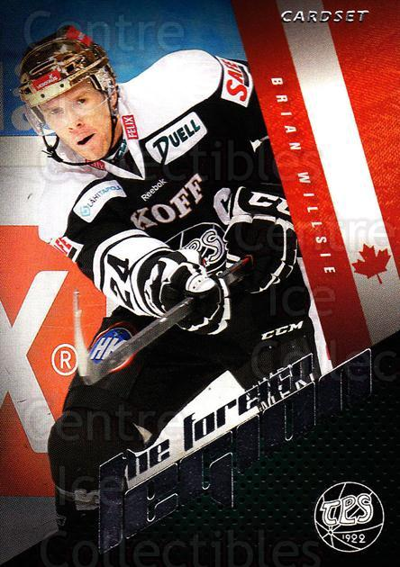 2012-13 Finnish Cardset The Foreign Legion Series Two #8 Brian Willsie<br/>4 In Stock - $3.00 each - <a href=https://centericecollectibles.foxycart.com/cart?name=2012-13%20Finnish%20Cardset%20The%20Foreign%20Legion%20Series%20Two%20%238%20Brian%20Willsie...&quantity_max=4&price=$3.00&code=660256 class=foxycart> Buy it now! </a>