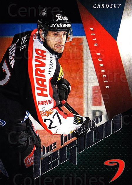 2012-13 Finnish Cardset The Foreign Legion Series Two #9 Petr Hubacek<br/>1 In Stock - $3.00 each - <a href=https://centericecollectibles.foxycart.com/cart?name=2012-13%20Finnish%20Cardset%20The%20Foreign%20Legion%20Series%20Two%20%239%20Petr%20Hubacek...&quantity_max=1&price=$3.00&code=660257 class=foxycart> Buy it now! </a>
