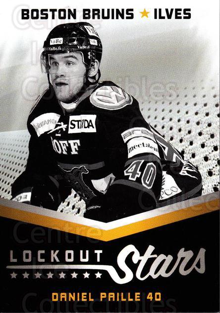 2013-14 Finnish Cardset Lockout Stars #12 Daniel Paille<br/>1 In Stock - $3.00 each - <a href=https://centericecollectibles.foxycart.com/cart?name=2013-14%20Finnish%20Cardset%20Lockout%20Stars%20%2312%20Daniel%20Paille...&quantity_max=1&price=$3.00&code=660408 class=foxycart> Buy it now! </a>