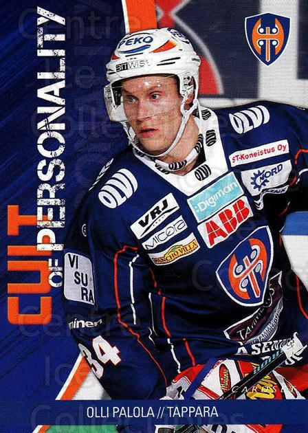 2014-15 Finnish Cardset Cult of Personality #12 Olli Palola<br/>2 In Stock - $3.00 each - <a href=https://centericecollectibles.foxycart.com/cart?name=2014-15%20Finnish%20Cardset%20Cult%20of%20Personality%20%2312%20Olli%20Palola...&quantity_max=2&price=$3.00&code=660523 class=foxycart> Buy it now! </a>
