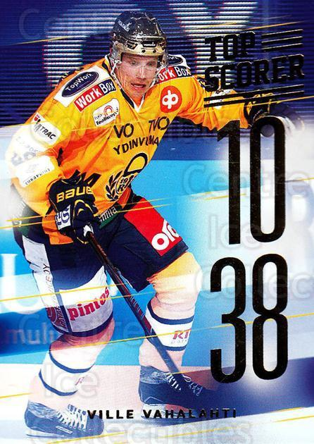 2015-16 Finnish Cardset Top Scorer #8 Ville Vahalahti<br/>1 In Stock - $3.00 each - <a href=https://centericecollectibles.foxycart.com/cart?name=2015-16%20Finnish%20Cardset%20Top%20Scorer%20%238%20Ville%20Vahalahti...&quantity_max=1&price=$3.00&code=660686 class=foxycart> Buy it now! </a>