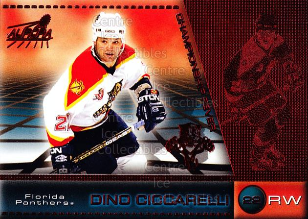1998-99 Aurora Championship Fever Red #22 Dino Ciccarelli<br/>6 In Stock - $3.00 each - <a href=https://centericecollectibles.foxycart.com/cart?name=1998-99%20Aurora%20Championship%20Fever%20Red%20%2322%20Dino%20Ciccarelli...&quantity_max=6&price=$3.00&code=66072 class=foxycart> Buy it now! </a>