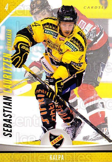 2015-16 Finnish Cardset #254 Sebastian Lauritzen<br/>4 In Stock - $2.00 each - <a href=https://centericecollectibles.foxycart.com/cart?name=2015-16%20Finnish%20Cardset%20%23254%20Sebastian%20Lauri...&quantity_max=4&price=$2.00&code=660766 class=foxycart> Buy it now! </a>
