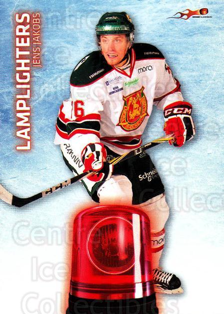 2011-12 Swedish Hockey Allsvenskan Lamplighters #6 Jens Jakobs<br/>2 In Stock - $3.00 each - <a href=https://centericecollectibles.foxycart.com/cart?name=2011-12%20Swedish%20Hockey%20Allsvenskan%20Lamplighters%20%236%20Jens%20Jakobs...&quantity_max=2&price=$3.00&code=660916 class=foxycart> Buy it now! </a>