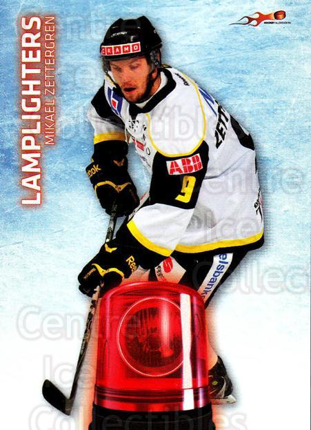 2011-12 Swedish Hockey Allsvenskan Lamplighters #13 Mikael Zettergren<br/>3 In Stock - $3.00 each - <a href=https://centericecollectibles.foxycart.com/cart?name=2011-12%20Swedish%20Hockey%20Allsvenskan%20Lamplighters%20%2313%20Mikael%20Zettergr...&quantity_max=3&price=$3.00&code=660923 class=foxycart> Buy it now! </a>