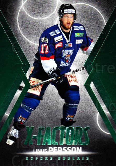 2011-12 Swedish Hockey Allsvenskan X-Factors #2 Linus Persson<br/>2 In Stock - $3.00 each - <a href=https://centericecollectibles.foxycart.com/cart?name=2011-12%20Swedish%20Hockey%20Allsvenskan%20X-Factors%20%232%20Linus%20Persson...&quantity_max=2&price=$3.00&code=660940 class=foxycart> Buy it now! </a>