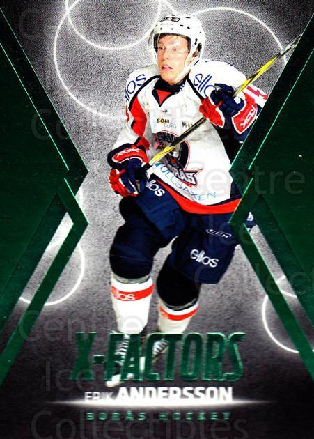2011-12 Swedish Hockey Allsvenskan X-Factors #3 Erik Andersson<br/>4 In Stock - $3.00 each - <a href=https://centericecollectibles.foxycart.com/cart?name=2011-12%20Swedish%20Hockey%20Allsvenskan%20X-Factors%20%233%20Erik%20Andersson...&quantity_max=4&price=$3.00&code=660941 class=foxycart> Buy it now! </a>