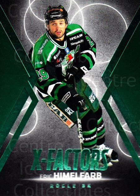 2011-12 Swedish Hockey Allsvenskan X-Factors #8 Eric Himmelfarb<br/>3 In Stock - $3.00 each - <a href=https://centericecollectibles.foxycart.com/cart?name=2011-12%20Swedish%20Hockey%20Allsvenskan%20X-Factors%20%238%20Eric%20Himmelfarb...&quantity_max=3&price=$3.00&code=660946 class=foxycart> Buy it now! </a>